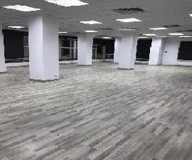 مقر مرخص اداري للايجار بالمعادي الجديدة بالقرب من ش الاسلكي
