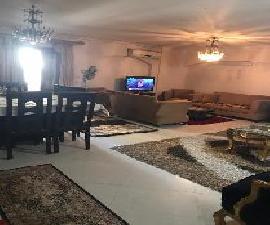 شقة تصلح مكتب للايجار بزهراء المعادي موقع متميز جدا 200م