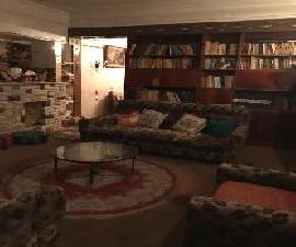 شقة للايجار تصلح مكتب بالمعادي موقع متميز وراقي 140م