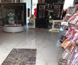 محل للايجار بزهراء المعادي شارع رئيسي 56م