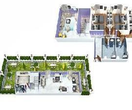 شقة للبيع بالتقسيط مساحة 185متر مربع  فى التجمع الخامس بيت الوطن H 115