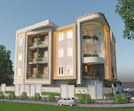 شقة للبيع بالتقسيط مساحة 161متر مربع  فى التجمع الخامس - بيت الوطن - I 145