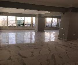 مكتب للايجار بكورنيش المعادي موقع متميز 250م