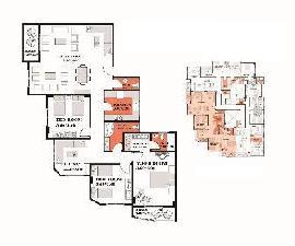 شقة للبيع بالتقسيط مساحة 179متر مربع  فى الحى الخامس بيت الوطن - 95 A