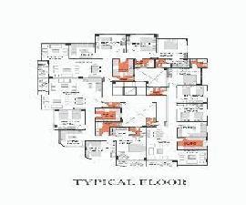 شقة للبيع بالتقسيط فى الحى الخامس بيت الوطن - 95 A مساحة 176متر مربع